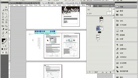 indesignX5视频教程从入门到精通第十五节 如何修改链接图片
