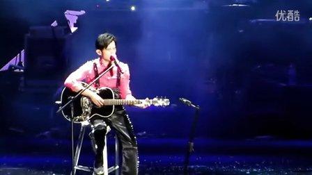 彩虹 周杰伦2013魔天伦世界巡回演唱会南宁站