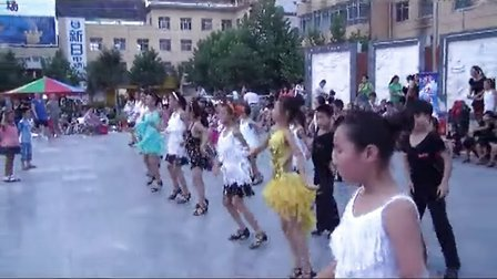 快乐的人们:少年拉丁舞,舞出全场风