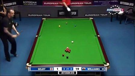 2013 ET2 鹿特丹公开赛 决赛 威廉姆斯 vs 塞尔比 决胜局