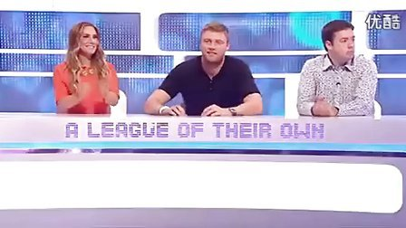 Andy Murray on A League of Their Own