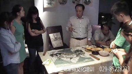 英莱特文化----高端魅力课堂国画课(山水画)鉴赏三