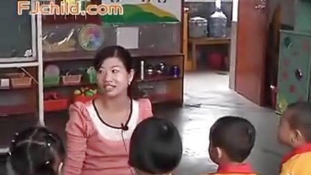 连城县实验幼儿园大班语言领域活动《落叶》(散文诗)