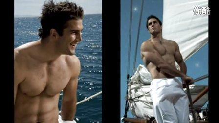 【男色诱惑】裸色性感无限 男色年历大片拍摄