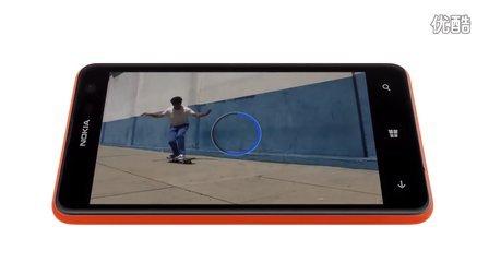 Nokia Lumia 625官方宣传视频