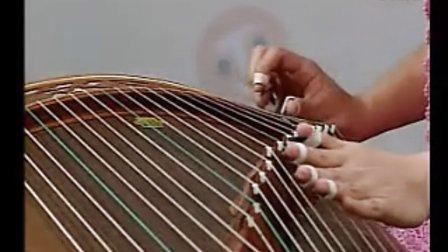 袁莎古筝教材视频-袁莎古筝考级视屏讲解 古筝基础52