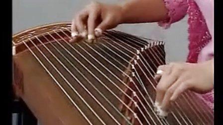 袁莎古筝教材视频-袁莎古筝考级视屏讲解 古筝基础54