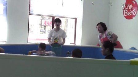 中国第六届婴儿游泳大赛预赛视频-望京分赛场5