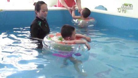 中国第六届婴儿游泳大赛预赛视频-望京分赛场7