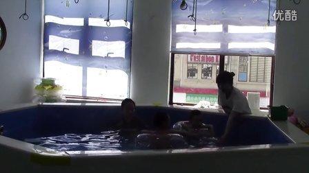 中国第六届婴儿游泳大赛预赛视频-望京分赛场10