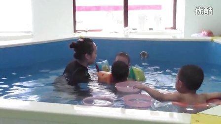 中国第六届婴儿游泳大赛预赛视频-望京分赛场19