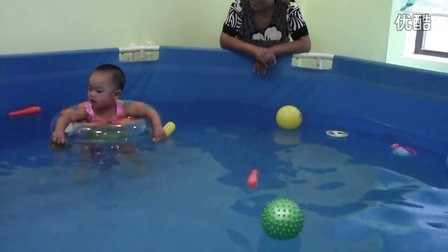 中国第六届婴儿游泳大赛预赛视频-望京分赛场20