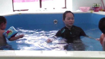 中国第六届婴儿游泳大赛预赛视频-望京分赛场32