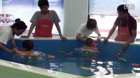 中国第六届婴儿游泳大赛预赛视频-望京分赛场27