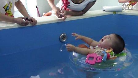 中国第六届婴儿游泳大赛预赛视频-望京分赛场34