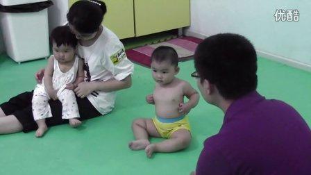 中国第六届婴儿游泳大赛预赛视频-望京分赛场29