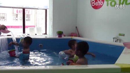 中国第六届婴儿游泳大赛预赛视频-望京分赛场31
