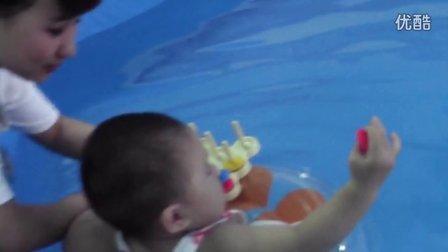 中国第六届婴儿游泳大赛预赛视频-望京分赛场40