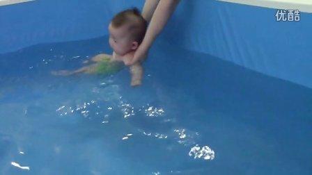 中国第六届婴儿游泳大赛预赛视频-望京分赛场47