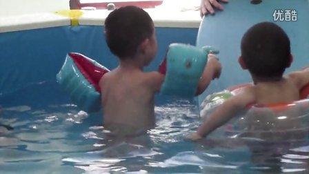 中国第六届婴儿游泳大赛预赛视频-望京分赛场21