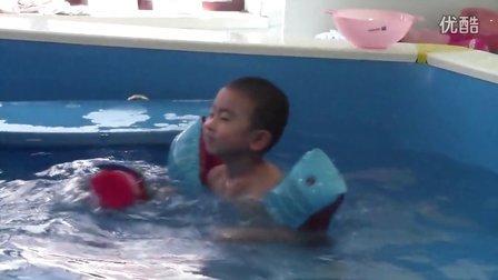 中国第六届婴儿游泳大赛预赛视频-望京分赛场35