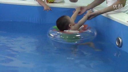 中国婴儿游泳大赛预赛视频-望京分赛场