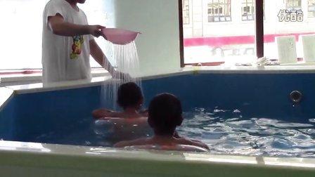 中国第六届婴儿游泳大赛预赛视频-望京分赛场18