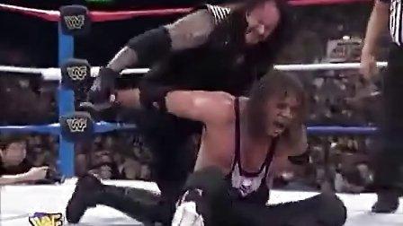 bret hart 葬爱潮流 WWF冠军赛 Bret Hart vs Undertaker One Night Only