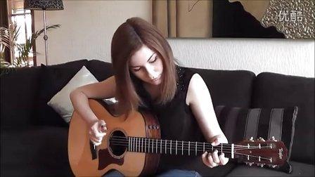 Gabriella Quevedo改编Destiny(Infinite)吉他版