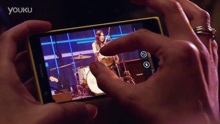 """ATT Nokia Lumia 1020 :""""Concert Queen""""——小伙伴们都惊呆了"""