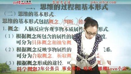 2013教育基础知识-路洁-04【心理学】