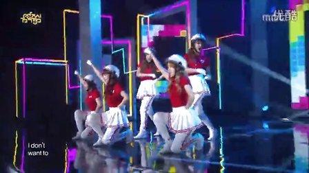 Crayon Pop - Bar Bar Bar, 크레용팝 - 빠빠빠, Music Core 2013