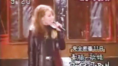 罕见,mariah carey日本东京演唱会另一场emotions