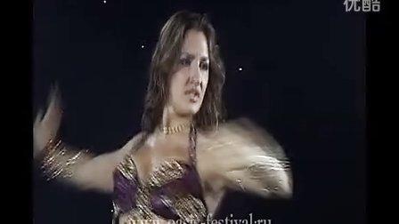肚皮舞表演欣赏片段11