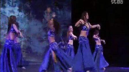 肚皮舞表演欣赏片段19