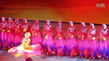 大型回族舞蹈诗九州花儿美