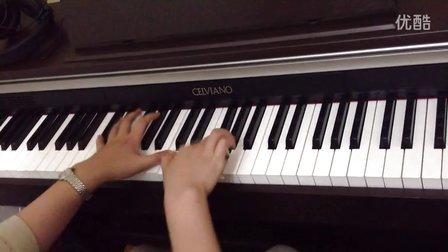 电影《不能说的秘密》钢琴曲《secret》
