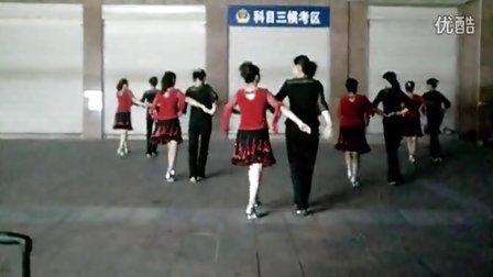 枞阳县广场舞  双人舞   喜乐年华