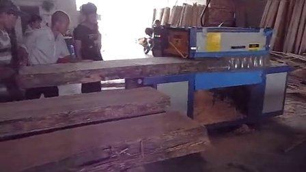 方料多片锯 上下多片锯 正启机械
