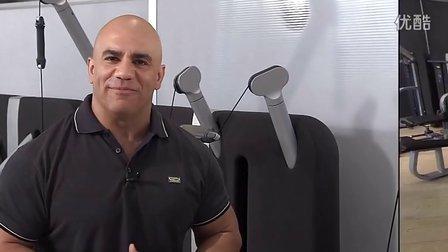 美国功能性训练大师JC Santana教你如何使用Technogym