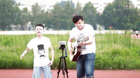 中国好童声 三天三夜(郝浩涵和崔文正)