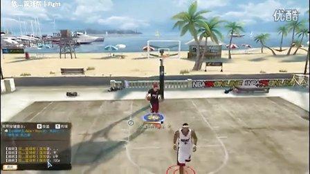 NBA2K 1v1 虐荡涛之WS