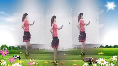 舞之兰广场舞《大草原》