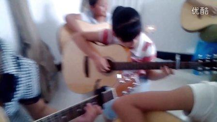滴答吉他弹唱大合唱(吉他天地)