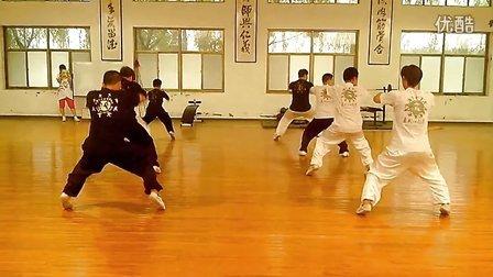 八极拳小架集体版——孟村