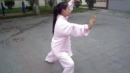 灵石县56式傅山太极拳