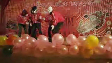 假面舞客--南宁市电子工程学校12汽修2出演
