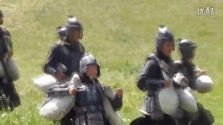 采访-《花木兰传奇》花木兰扮演者 侯梦瑶