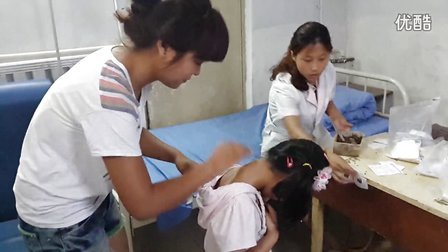 2013年郑州市中牟县自由街诊所三伏贴三伏门诊视频