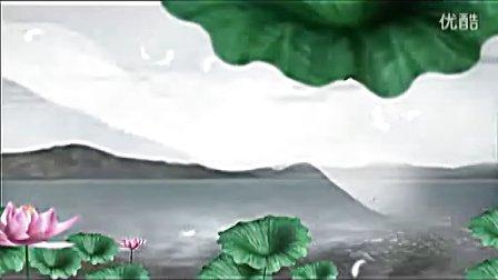 歌曲《尘埃里的花》LED高清动态背景